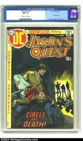 Bronze Age (1970-1979):Miscellaneous, Showcase #90 Jason's Quest (DC, 1970) CGC NM- 9.2 Off-white towhite pages. Mike Sekowsky cover and art. Manhunter 2070 appe...