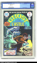 Bronze Age (1970-1979):Horror, Tales of Ghost Castle #1 (DC, 1975) CGC NM 9.4 Off-white to whitepages. First issue of this short-lived series, featuring a...