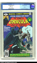 Bronze Age (1970-1979):Horror, Tomb of Dracula #70 (Marvel, 1979) CGC NM+ 9.6 Off-white to whitepages. Last issue and double-size issue. Overstreet 2003 N...