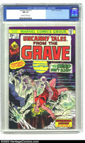 Bronze Age (1970-1979):Horror, Uncanny Tales #11 (Marvel, 1975) CGC NM 9.4 Off-white to whitepages. Reprints Steve Ditko stories. Overstreet 2003 NM 9.4 v...