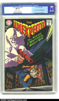 "Silver Age (1956-1969):Horror, Unexpected #105 (DC, 1968) CGC NM 9.4 Off-white to white pages.First issue of this title (formerly ""Tales of the Unexpected..."