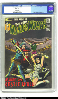 """Wonder Woman #192 (DC, 1971) CGC NM 9.4 Off-white pages. A very collectible """"new"""" Wonder Woman issue in beauti..."""