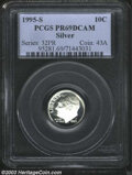 Proof Roosevelt Dimes: , 1995-S Silver PR 69 Deep Cameo PCGS. ...