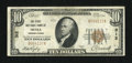 National Bank Notes:Pennsylvania, Media, PA - $10 1929 Ty. 1 The First NB Ch. # 312. ...