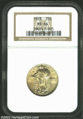 Standing Liberty Quarters: , 1928 25C MS66 NGC. Attractive golden surfaces with faint ...