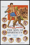 "Movie Posters:Adventure, The Slave (MGM, 1963). International One Sheet (27"" X 41""). Alsoreleased as ""The Son of Spartacus."" Adventure. Starring Ste..."