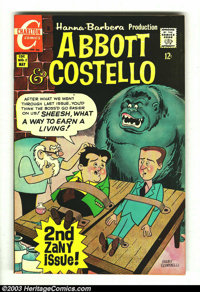 Abbott and Costello Group (Charlton, 1968) Condition: Average VF+. Issues #2, 3, 4 (Frankenstein cover), 5, 6, 8, 11, 13...