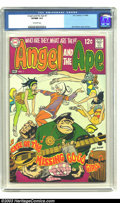 Silver Age (1956-1969):Humor, Angel and the Ape #1 (DC, 1968) CGC VF/NM 9.0 Off-white pages. Bob Oksner cover. Overstreet 2003 VF/NM 9.0 value = $40; NM 9...