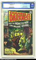 Bronze Age (1970-1979):Horror, Chamber of Darkness #4 (Marvel, 1970) CGC VF/NM 9.0 Cream tooff-white pages. Conan-like character with art by Barry Windsor...