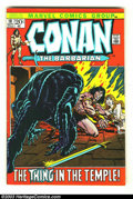 Bronze Age (1970-1979):Miscellaneous, Conan the Barbarian Group (Marvel, 1973) Condition: Average FN.Issues #18, 20, 21, and 22 (two copies). Overstreet 2003 val...(Total: 5 Comic Books Item)