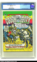 Bronze Age (1970-1979):Alternative/Underground, Coochy Cooty Men's Comics #1 (The Print Mint, 1970) CGC NM 9.4 Off-white to white pages. Robert Williams cover and art. This...