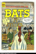 Silver Age (1956-1969):Humor, Tales Calculated To Drive You Bats Group (Archie, 1962). Issue #1 is GD; issues #2, 4, 5, 7, and #1 of the second series ave... (Total: 6 Comic Books Item)