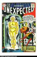 Silver Age (1956-1969):Horror, Tales of the Unexpected Group of 10 (DC, 1960s) Condition: AverageVG+. Nice, large lot of books here, contains issues #66, ...(Total: 10 Comic Books Item)