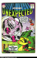Silver Age (1956-1969):Horror, Tales of the Unexpected Group (DC, 1960s) Condition: Average VG.Issues #49 and 53. Overstreet 2003 value for group = $65. ...(Total: 2 Item)