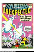 Silver Age (1956-1969):Horror, Tales of the Unexpected Group (DC, 1960s) Condition: Average VG.Nice group of three ten-cent issues; #55, 57, and 62. Overs...(Total: 3 Comic Books Item)