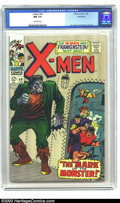 Silver Age (1956-1969):Superhero, X-Men #40 Northland pedigree (Marvel, 1968) CGC NM 9.4 Off-white pages. Don Heck and George Tuska art. Overstreet 2003 NM 9....