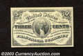 Fractional Currency:Third Issue, Third Issue 3c, Fr-1226, Gem Crisp Uncirculated. This is the ...
