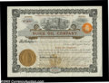 Stocks and Bonds:Certificates with Significant Autographs, David Dunbar Buick - Buick Oil Company (California)