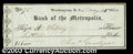 Stocks and Bonds:Certificates with Significant Autographs, Charles Goodyear Signed Check Issued to and Endorsed by Asa ...