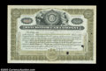Stocks and Bonds:Certificates with Significant Autographs, Ransom E. Olds - Reo Motor Car Company (Michigan)