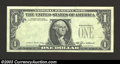 Error Notes:Inverted Third Printings, 1985 $1 Federal Reserve Note, Fr-1913-D, CU, with third ...
