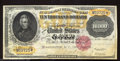 Large Size:Gold Certificates, 1900 $10,000 Gold Certificate, Fr-1225, Choice Crisp ...