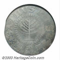 1652 SHILNG Pine Tree Shilling, Small Planchet VF20 NGC. 66.7 grains. Noe-16. Attributable by the wide W in NEW, and the...