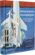 Books:Signed Editions, Jack Hagerty and Jon C. Rogers: Signed Copy of Spaceship Handbook: Rocket and Spacecraft Designs of the 20th Century: ...