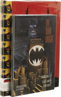 Books:First Editions, Two Book Lot of Batman Books, including:. Frank Miller with KlausJanson and Lynn Varley: The Dark Knight. (New York...(Total: 2 )