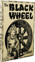 Books:First Editions, Abraham Merritt: The Black Wheel Limited Edition Completed and Illustrated by Hannes Bok. (New York: New Collectors ...