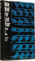 Books:First Editions, Philip K. Dick: Now Wait For Last Year. (Garden City, NewYork: Doubleday & Company, Inc., 1966), first edition, 214pag...