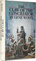 Books:Signed Editions, Gene Wolfe: Signed First Edition of The Claw of the Conciliator Volume Two of the Book of the Sun. (New York: Timesc...