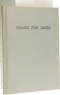 Books:First Editions, Ronald Mark-A Stover (Editor): Brains for Janes. (NewOrleans: Pirate Press, 1948), limited clothbound edition (200copi...