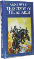Books:Signed Editions, Gene Wolfe: Signed First Edition of The Citadel of the Autarch. Volume Four of the Book of the Sun. (New York: Times...