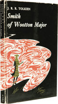 Books:First Editions, J. R. R. Tolkien: Smith of Wootten Major. Illustrated byPauline Baynes. (London: George Allen & Unwin Ltd., 1967),firs...