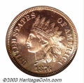 Proof Indian Cents: , 1876 1C PR65 Cameo NGC. While the 1876 is more available ...
