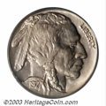 Buffalo Nickels: , 1927-S 5C MS64 PCGS. The 1927-S is a rather challenging ...