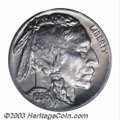 Proof Buffalo Nickels: , 1936 5C Type One--Satin Finish PR66 PCGS. Some of the ...
