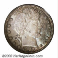Barber Quarters: , 1903-O 25C MS65 PCGS. The 1903-O is a scarce and ...