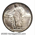 Standing Liberty Quarters: , 1923 25C MS66 Full Head PCGS. Even though 9.7 million ...