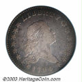 Early Half Dollars: , 1794 50C VF20 PCGS. O-101, R.4. The O-101 is now thought ...