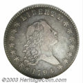 Early Half Dollars: , 1794 50C XF40 NGC. O-101a, R.4. A wholesome, totally ...