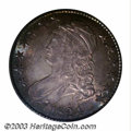 Bust Half Dollars: , 1824 50C MS64 PCGS. O-111, R.2. Most easily attributed by ...