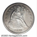 Seated Dollars: , 1846-O $1 MS60 NGC. Only 59,000 dollars were produced of ...