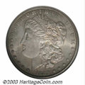 Morgan Dollars: , 1889-CC $1 MS61 ANACS. The 1889-CC is widely known as ...