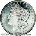 Proof Morgan Dollars: , 1921 $1 Zerbe PR65 NGC. A wonderfully preserved specimen ...