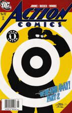 Issue cover for Issue #837