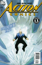 Issue cover for Issue #839