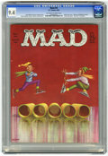 Magazines:Mad, Mad #70 (EC, 1962) CGC NM 9.4 Off-white to white pages....
