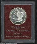 Additional Certified Coins: , 1887-S $1 Morgan Dollar MS65 Paramount (MS62). Housed in ...